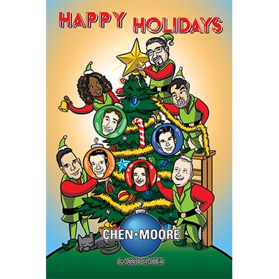 Happy Holidays From CMA!