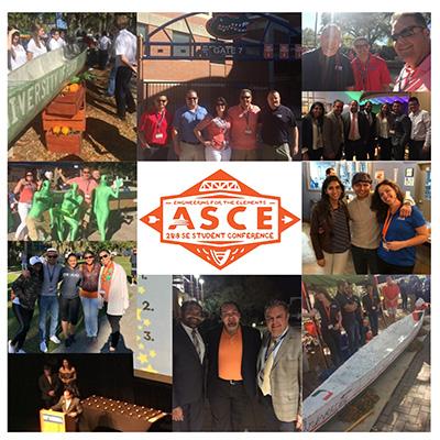 CMA Sponsors ASCE Southeast Student Conference