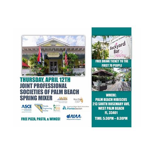 FSAWWA Region VI Joint Societies Spring Mixer