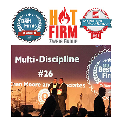 Zweig Group Hot Firm and A/E Industry Awards Conference in Dallas