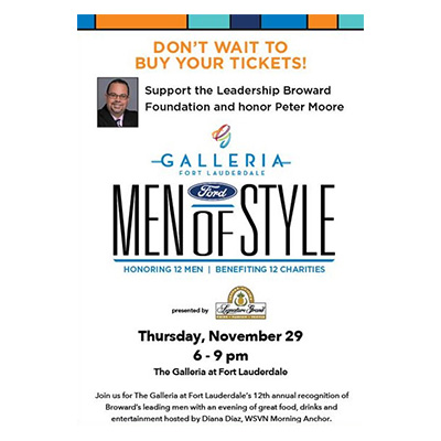 Men of Style Event Fast Approaching