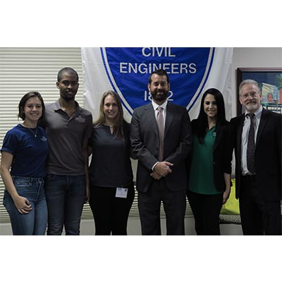 CMA Participated in ASCE Broward Third Annual Engineer for a Day