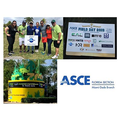 CMA Participated in the Annual Miami-Dade ASCE Field Day Event