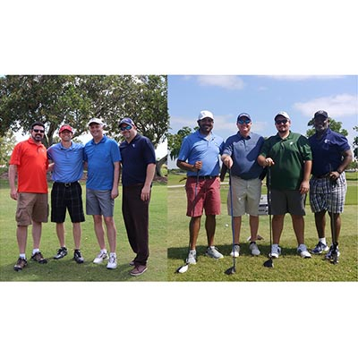 CMA Supports FES Through Golf Sponsorships