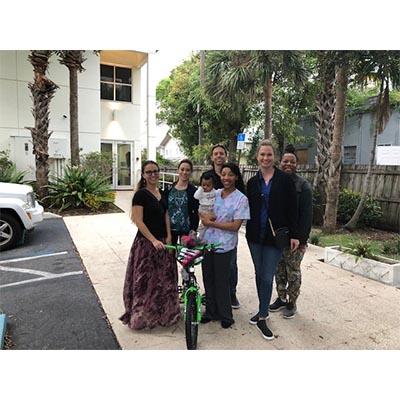 CMA Donates to Adopt-A-Family