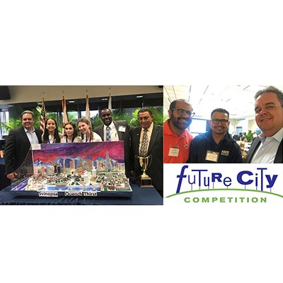 CMA Staff Participates in Future City Competition