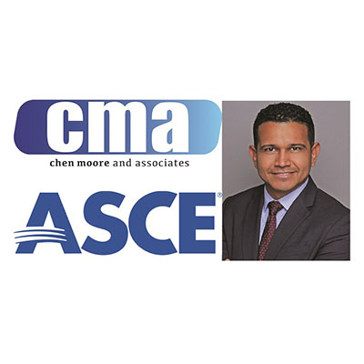 CMA Associate Engineer Carlos Tijerino Named ASCE Miami Dade Chapter President