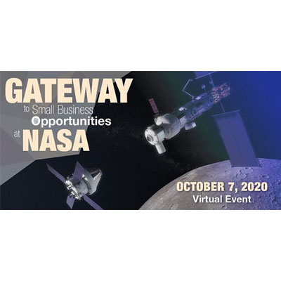 Regional Outreach Event: Gateway to Small Business Opportunities at NASA