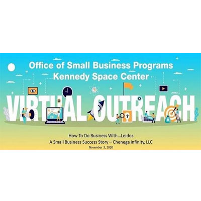 Office of Small Business Programs – Kennedy Space Center Virtual Outreach