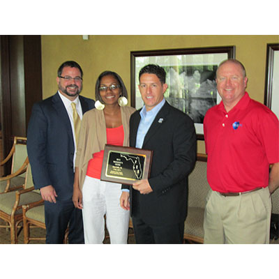 FES Broward President's Award