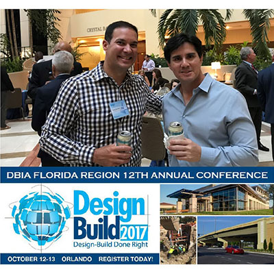 CMA Staff Attends 12th Annual Design Build Institute of America (DBIA) Conference