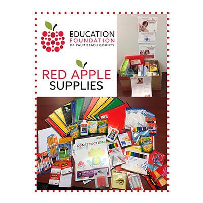 CMA Sponsored Palm Beach County School Supply Drive