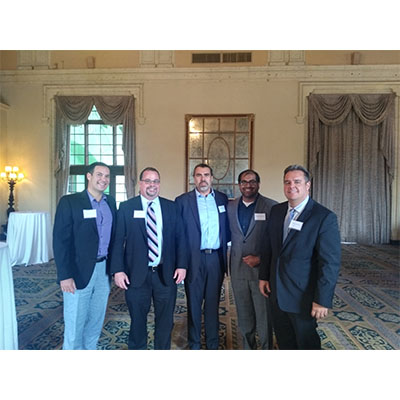 The Cuban-American Association of Civil Engineers (C-AACE) Seminar Attended by CMA