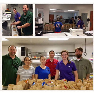 CMA Participated In Breaking Bread Breaking Barriers Program