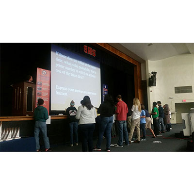 CMA Participated in FES' Broward Chapter MATHCOUNTS Competition