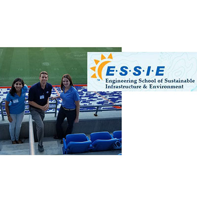 CMA Participated in Annual ESSIE Career Fair at UF