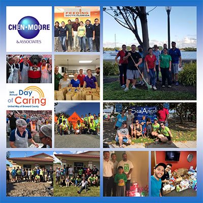 CMA Participated in a Variety of Community Service Projects in 2017