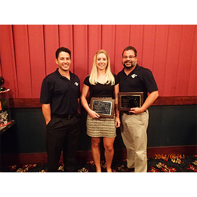Allie Kiever EI Receives Young Engineer of the Year Award