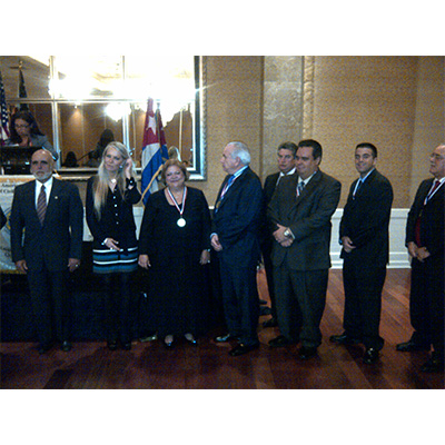 Jose Acosta P.E. Named VP of Cuban-American Association of Civil Engineers
