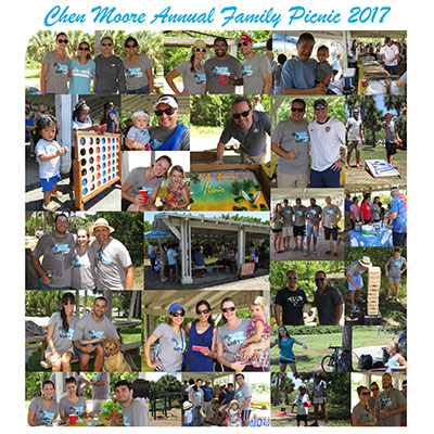 Annual Chen Moore Family Picnic Enjoyed By All!