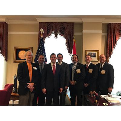 CMA Attends Professional Engineer Legislative Days