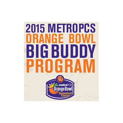 CMA Supports 2015 MetroPCS Orange Bowl Big Buddy Program