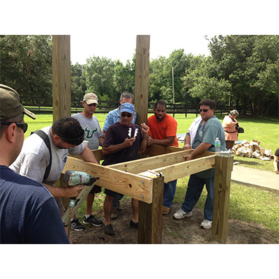 Florida Engineering Leadership Institute Class of 2013 Community Project