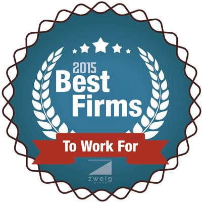 CMA Ranked Number 42 in Zweig Group Best Firms To Work For Awards