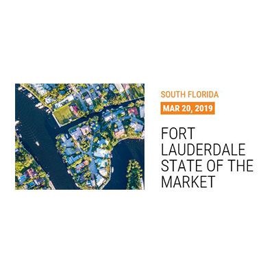 Bisnow Fort Lauderdale State of the Market: The Biggest Projects, Opportunity Zones and a Transit Revolution
