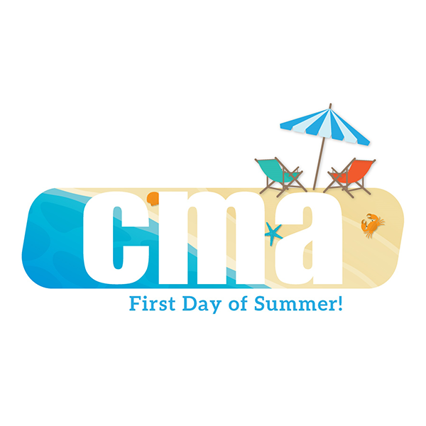 Happy First Day of Summer from CMA!