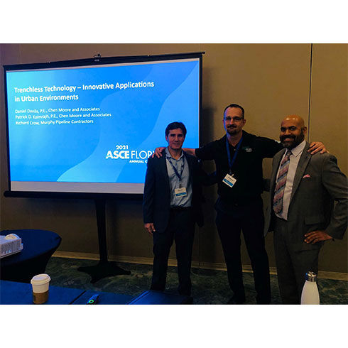 CMA Engineers Present at Annual ASCE FL Section Conference