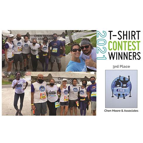 CMA Staff Participated in Annual Corporate Run